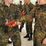 Krav Maga Training bei der Bundeswehr